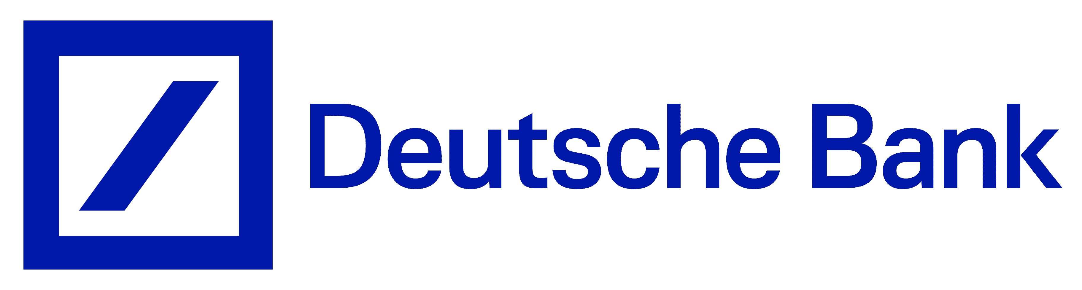Color Deutsche Bank Logo